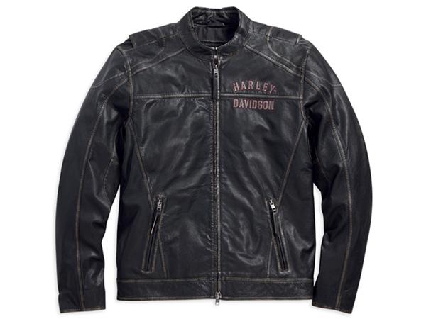 Harley-Davidson / ハーレーダビッドソン ロングウェイ・レザージャケット(S)