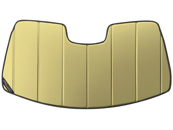 【専用設計】CoverCraft製/UVS100 サンシェード/日除け(ゴールド) スバル BRZ ZC系 カバークラフト MADE IN USA
