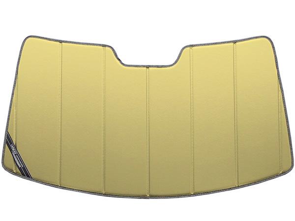 【専用設計】CoverCraft製/UVS100 サンシェード/日除け(ゴールド) Aston Martin アストンマーチン ラピード Rapide S カバークラフト MADE IN USA