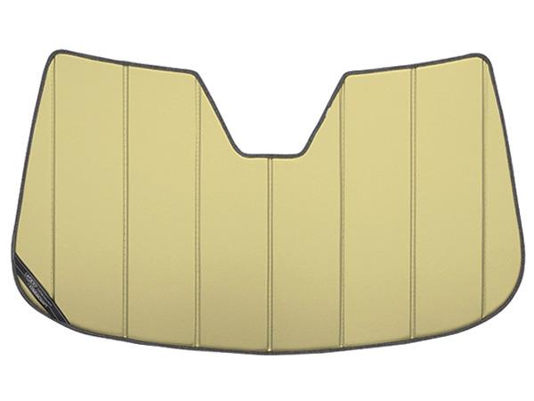 【専用設計】CoverCraft製/UVS100 サンシェード/日除け(ゴールド) LANDROVER ランドローバー レンジローバー ヴェラール VELAR LY2/LY3 SE HSE カバークラフト