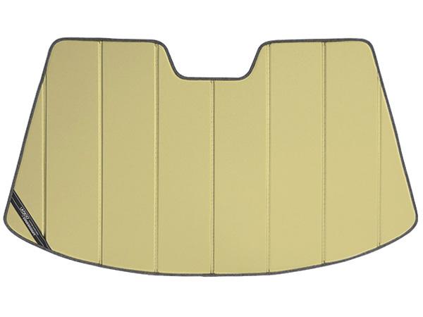 【専用設計】CoverCraft製/UVS100 サンシェード/日除け(ゴールド) 2004-2011y フェラーリ Ferrari 612スカリエッティ カバークラフト MADE IN USA