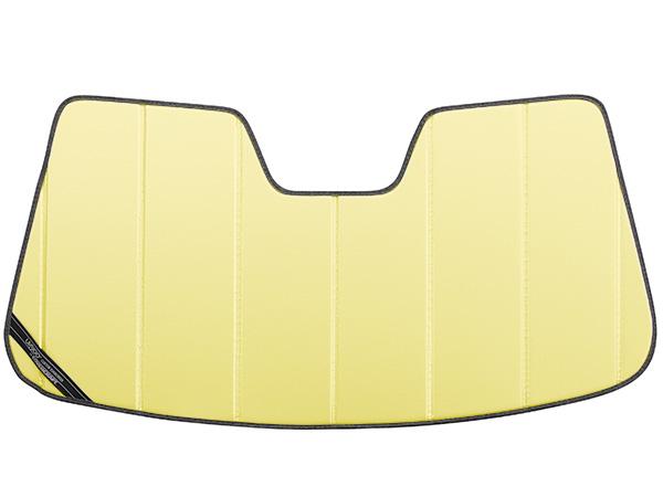 【専用設計】CoverCraft製/UVS100 高品質 サンシェード/日除け(ゴールド) 19y- BMW 3 セダン、ツーリング(G20) カバークラフト MADE IN USA