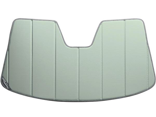 【専用設計】CoverCraft製/UVS100 サンシェード/日除け(グリーンアイス) AUDI アウディ TTロードスター 8J系 TFSIクワトロ カバークラフト MADE IN USA