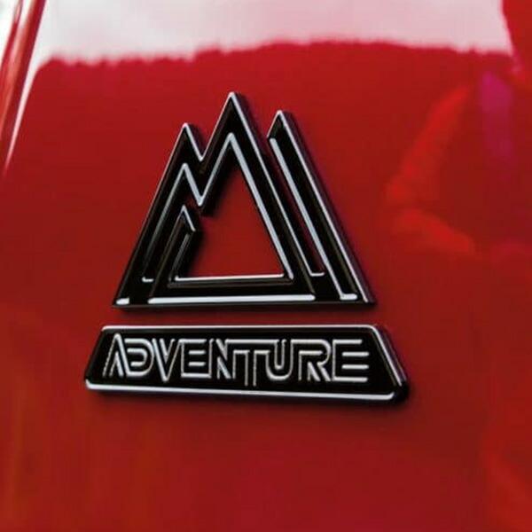 純正パーツ エンブレムチューン カスタムパーツ USDM 超安い USトヨタ純正 RAV4 Adventure リアエンブレムset お気にいる 50系