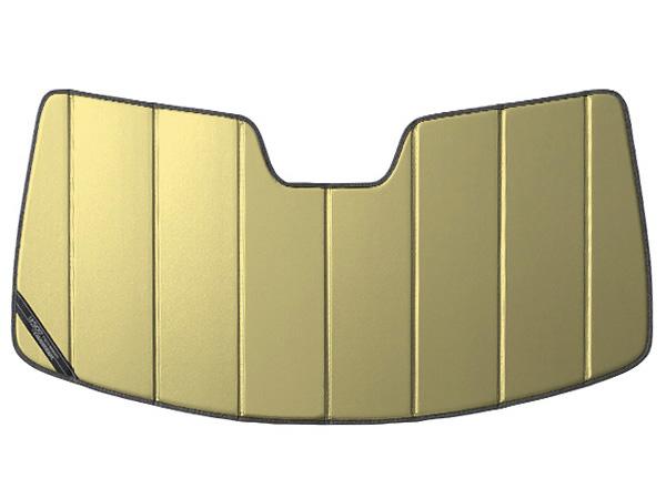 【専用設計】CoverCraft製/UVS100 サンシェード/日除け(ゴールド) LAND ROVER ランドローバー レンジローバースポーツ LS4/LS5系 カバークラフト