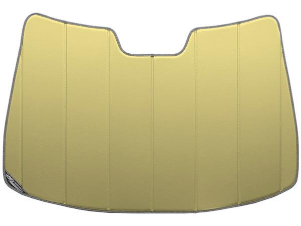 【専用設計】CoverCraft製/UVS100 サンシェード/日除け(ゴールド) 2003-2015y VOLVO ボルボ XC90(CB系) カバークラフト MADE IN USA