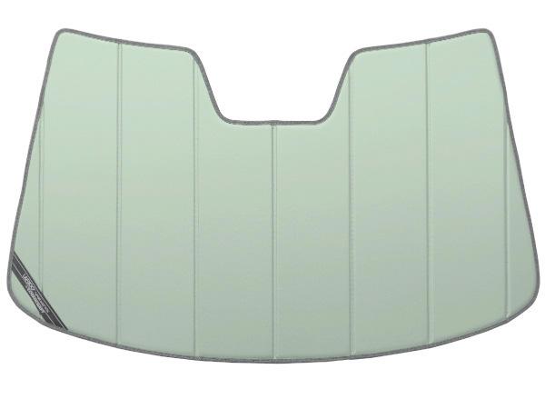 【専用設計】CoverCraft製/UVS100 サンシェード/日除け(グリーンアイス) 07-15y ジャガー XF(J05系) カバークラフト MADE IN USA
