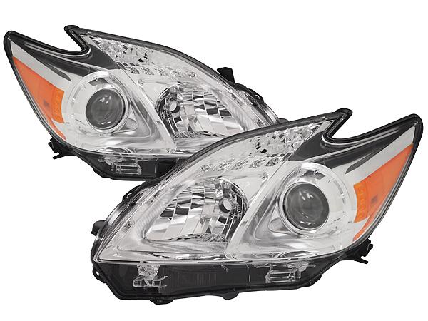 USトヨタ 北米プリウス ZVW30 後期 US仕様 ヘッドライト ヘッドランプ