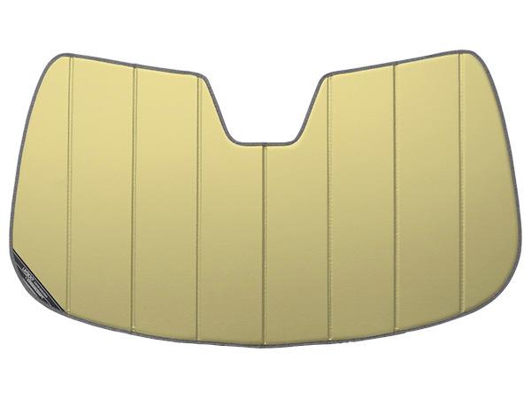 【専用設計】CoverCraft製/UVS100 サンシェード/日除け(ゴールド) 07-19y LANDROVER ディスカバリー(LR3系) カバークラフト MADE IN USA