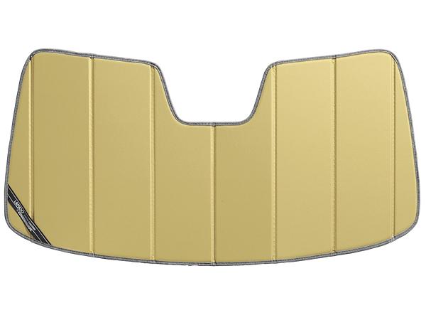 【専用設計】CoverCraft製/UVS100 高品質 サンシェード/日除け(ゴールド) 18y- BMW X2 カバークラフト MADE IN USA