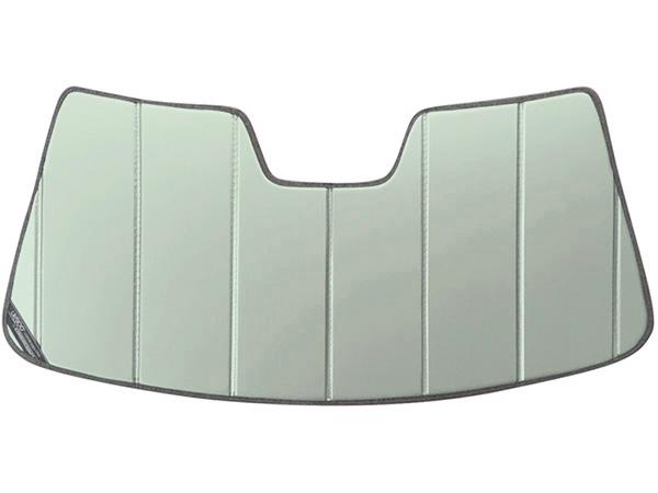 【専用設計】CoverCraft製/UVS100 サンシェード/日除け(グリーンアイス) AUDI アウディ TT クーペ/ロードスター TTS FVC系 カバークラフト