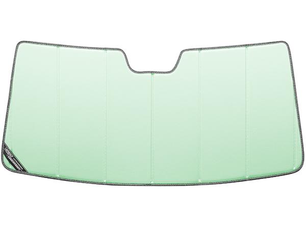 【専用設計】CoverCraft製/UVS100 高品質 サンシェード/日除け(グリーンアイス) 2017y- ホンダ N-BOX N-BOXカスタム JF3 JF4 カバークラフト MADE IN USA