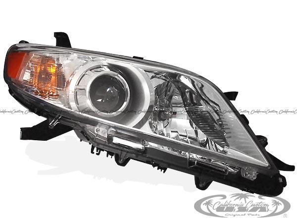 2011y- トヨタ シエナ ヘッドライト(ハロゲン仕様/クローム) 右側/純正タイプ