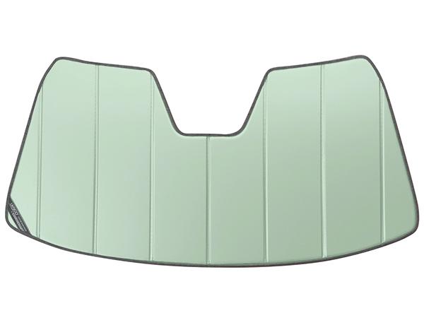 【専用設計】CoverCraft製/UVS100 サンシェード/日除け(グリーンアイス) 10-15y シボレー カマロ LT/RS/SS カバークラフト MADE IN USA