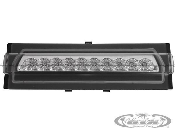 1991-1996y シボレー コルベット(C4) LEDハイマウントストップランプ(クローム)