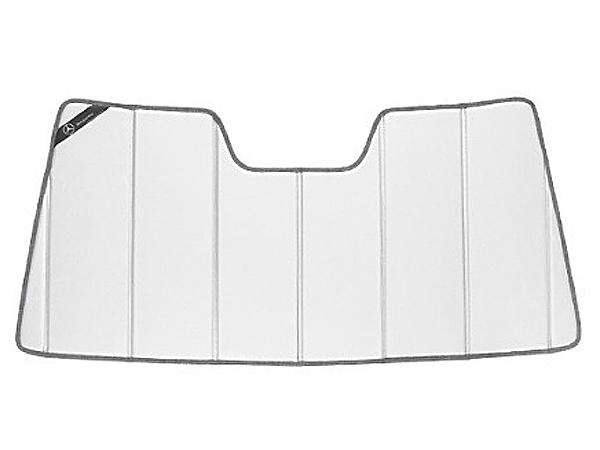 【専用設計】USベンツ純正/UVS100 高品質 ロゴ入 サンシェード/日除け BENZ GLKクラス X204 GLK300/GLK350 カバークラフト