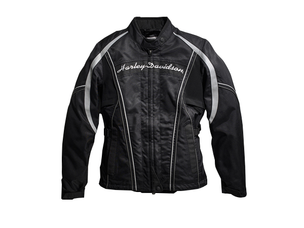 Harley-Davidson / ハーレーダビッドソン スカル・イルミネーション・ライディングジャケット(S)