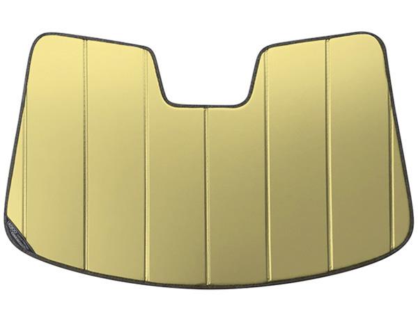 【専用設計】CoverCraft製/UVS100 サンシェード/日除け(ゴールド) JAGUAR ジャガー XJ J12/J24系 カバークラフト MADE IN USA