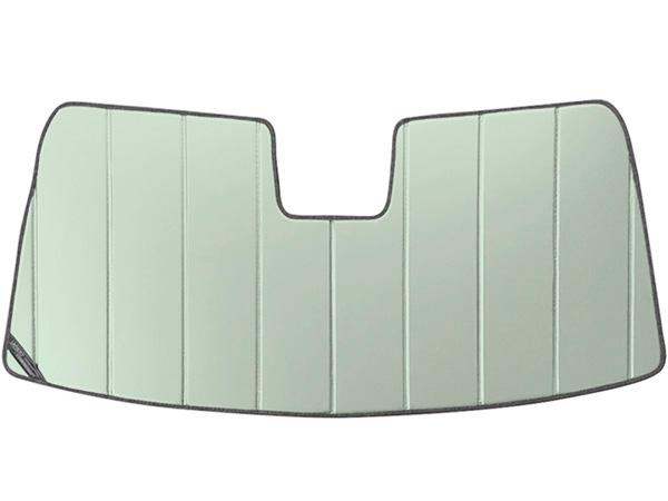 【専用設計】CoverCraft製/UVS100 サンシェード/日除け(グリーンアイス) 92-14y FORD フォード エコノライン/クラブワゴン E150/E250 カバークラフト