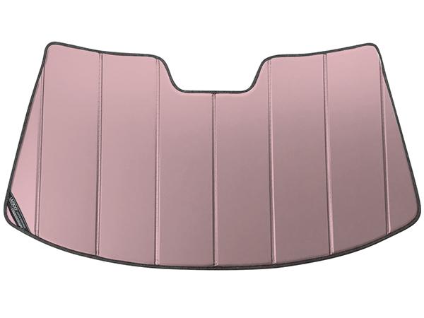 【専用設計】CoverCraft製/UVS100 サンシェード/日除け(ローズ) 05-08y シボレー C6 コルベット(クーペ) カバークラフト MADE IN USA
