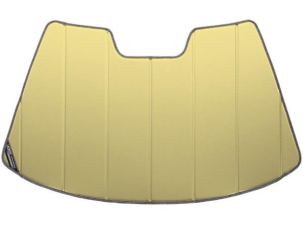 【専用設計】CoverCraft製/UVS100 サンシェード/日除け(ゴールド) ホンダ NSX NA系 NA1/NA2 カバークラフト MADE IN USA