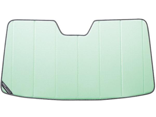 【専用設計】CoverCraft製/UVS100 サンシェード/日除け(グリーンアイス) 2004y- トヨタ ハイエース 200系 カバークラフト MADE IN USA