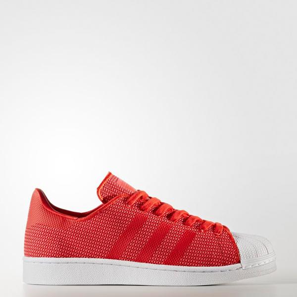 adidas Originals SUPERSTAR Red アディダス オリジナルス スーパースター レッドBY8711スニーカー シューズ 海外買い付け靴【あす楽対応】[0118]