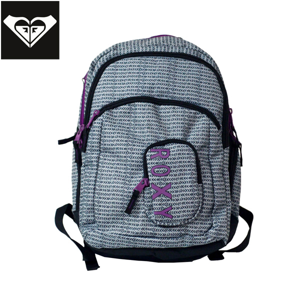 Roxy All Day Backpack ロキシー バックパック リュックサック Grey TPRX04029 SLR0【あす楽対応】
