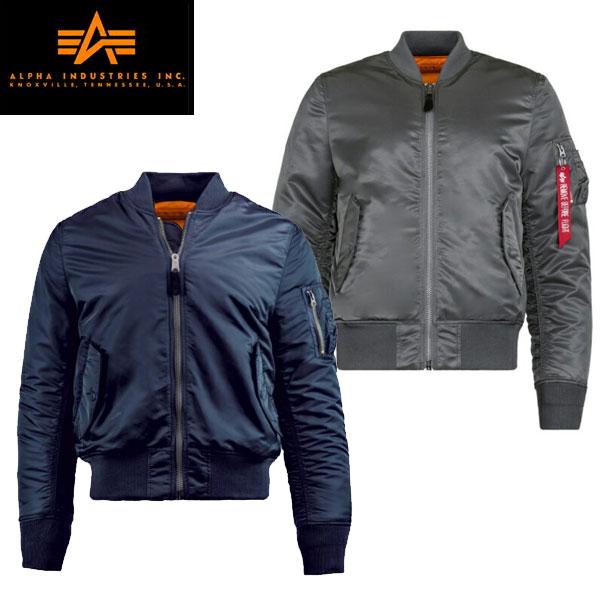 ALPHA INDUSTRIES アルファ インダストリーズ ジャケット MA-1フライトジャケット スリムフィットSlim Fit/European Fit MJM44530C1ミリタリーブランド海外買い付け[0218]
