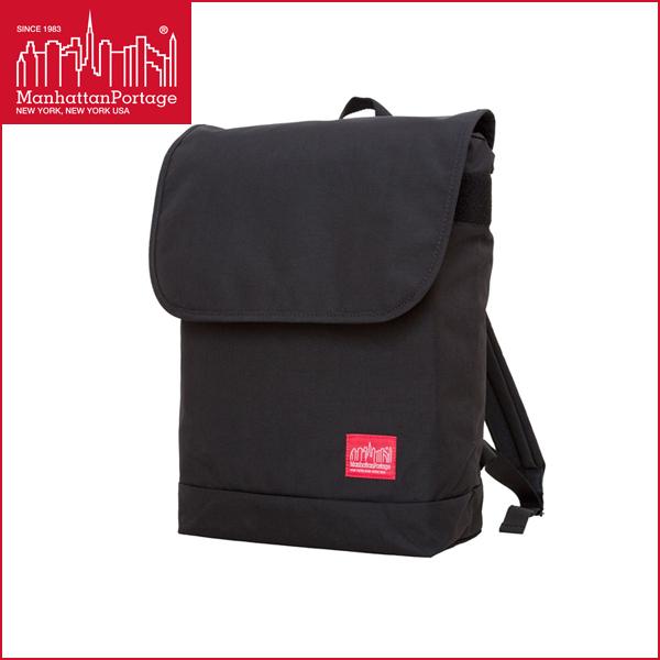 Manhattan Portageマンハッタンポーテージ ナイロンバックパックGramercy Backpack リュック 1218 BLK USA アメリカ買い付け【あす楽対応】[0717]
