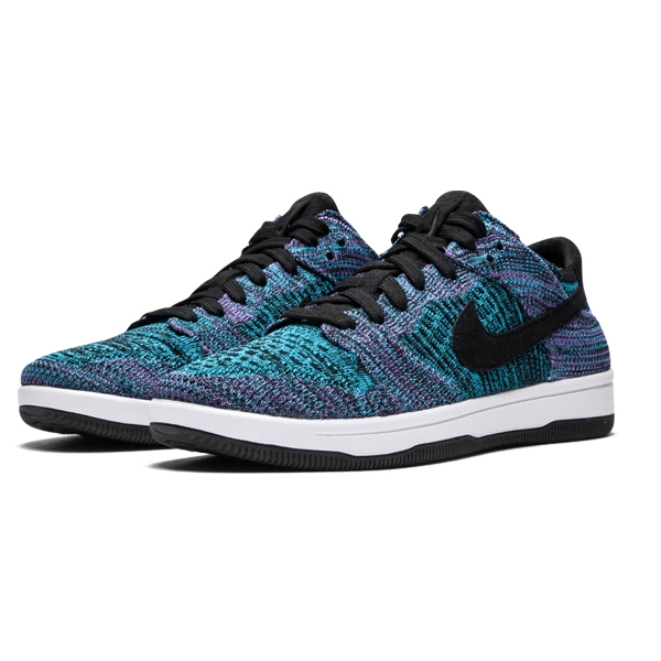 californiastyle  Nike Nike regular article Dunk Low Flyknit Black ... 2c39a54fd
