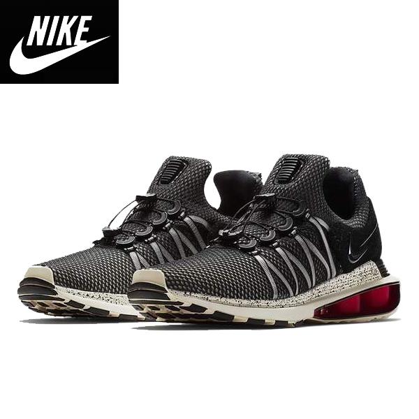 Nikeナイキ正規品ショックス グラビティジョギングシューズ Shox Gravity靴トレーニング スニーカーAR1999-006インポートブランドUSA規格並行輸入[0119]