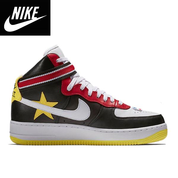 Nikeナイキ正規品スニーカー Lab Air Force 1 Hi x Riccardo Tisci エアーフォースワンAQ3366600 ハイ リカルドティッシ並行輸入品インポートブランドUSA規格[0219]