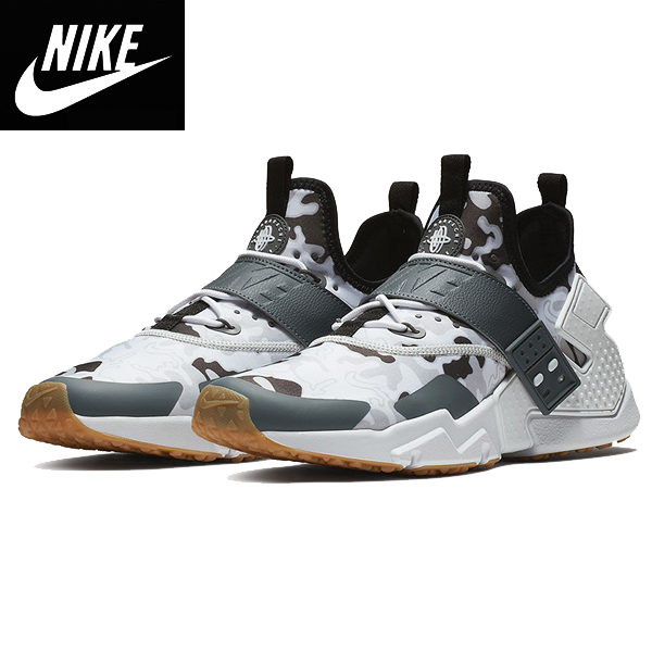 Nikeナイキ正規品スニーカー Air Huarache Drift Premium エアーハラチドラフトプレミアム ジョギングトレーニングシューズAH7335 004並行輸入インポートブランド海外買い付け[0219]