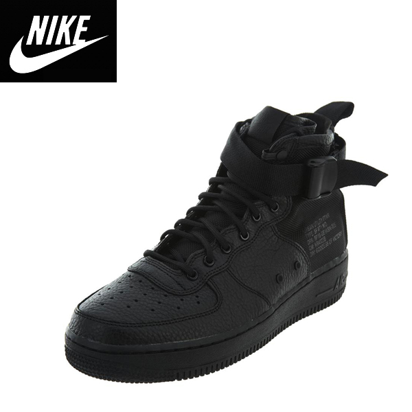 best sneakers c519a e04ba Nike Nike regular article sneakers Sf Af1 Air Force special field air force  Mid GS AJ0424-003 child KIDS Lady's import brand overseas buying [0319]