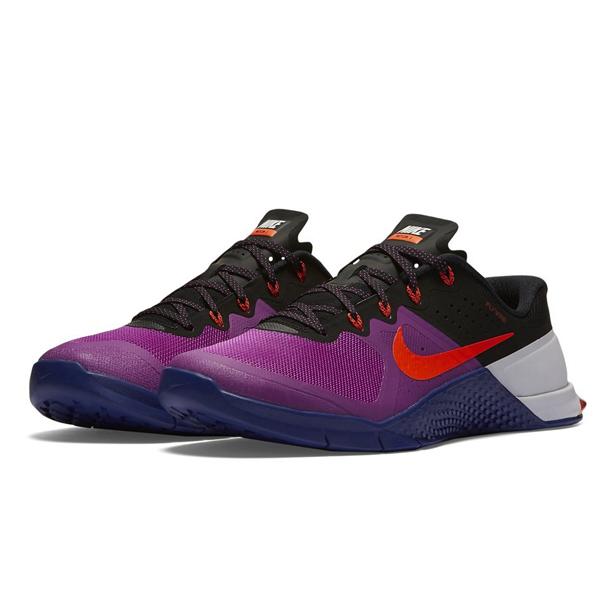 Nike Metcon 2ナイキメトコン2スニーカー靴 Purple Black White トレーニングシューズ メンズ819899-560インポートブランド海外買い付け[0518]