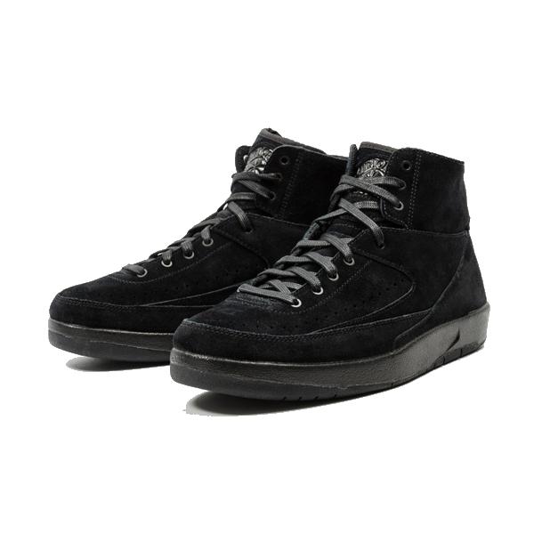 NIKE AIR JORDAN 2 RETRO DECONナイキ エア ジョーダン 2 レトロ デコンBlack/Blackスニーカー靴897521-010インポートブランド海外買い付け[0518]