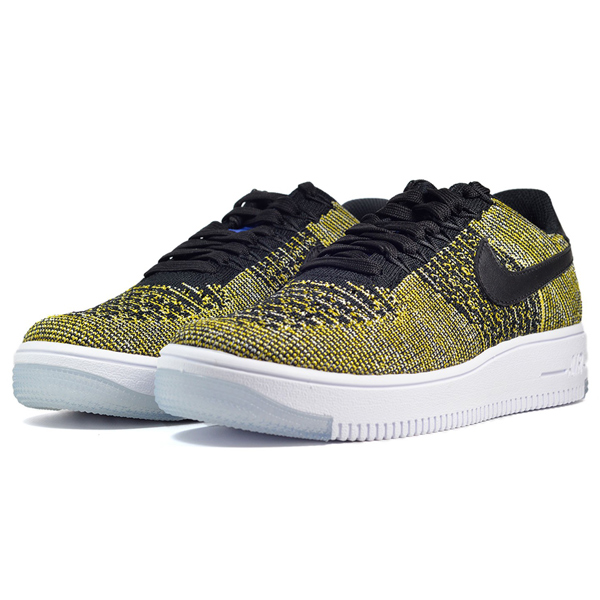 Nike ナイキエアーフォース Air Force 1 Flyknit Low Warriors フライニットロー レディース スニーカー820256 004海外買い付け【あす楽対応】[0317]