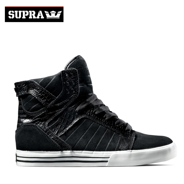 1e4a1362983 californiastyle: [supra Skytop, supra sneakers SKYTOP S18091 BLACK ...