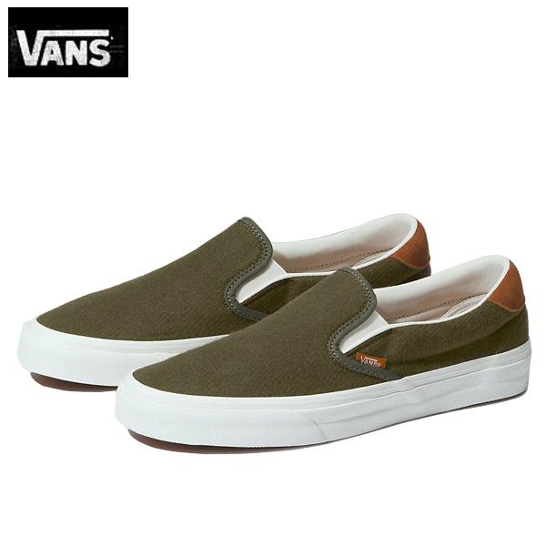 Shop \u003e olive green vans slip ons- Off