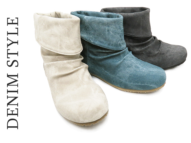 Multifunction shoes! Put it in the usual fashion points packed ★ 2way specifications rain shoes [FOO-DL-556-3678] and [boots]