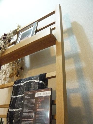 Ladder shelf 【MoLdiN' WoLF】