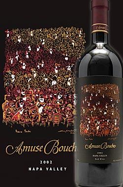 《アミューズブーシュ》 [2002] メルロー ナパヴァレー (プロプライアタリーレッド) [2002] Amuse Amuse Bouche Napa Valley Bouche Merlot 750ml[赤 カリフォルニアワイン ナパバレー], KURANBON:b0df401c --- sunward.msk.ru