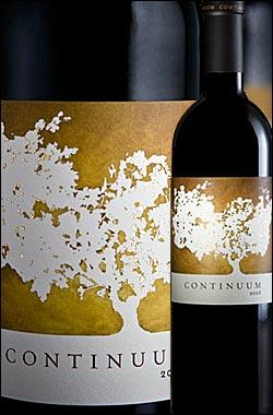 《コンティニュアム》 プロプライアタリーレッド ナパヴァレー [2014] Continuum Estate Proprietary Red Wine Napa Valley コンティニュウム 750ml [カリフォルニアワイン ナパバレー赤ワイン]