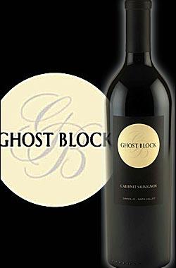 """《ゴーストブロック》 カベルネソーヴィニヨン """"オークヴィル・エステート"""" ナパヴァレー [2015] Ghost Block Wine Cabernet Sauvignon Oakville Estate, Napa Valley 750ml [赤ワイン カリフォルニアワイン ナパバレー]"""
