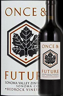 """《ワンス&フューチャー》 オールドヴァイン ジンファンデル """"ベッドロック・ヴィンヤード"""" ソノマ・ヴァレー [2015] Once & Future Wine Old Vine Zinfandel Bedrock Vineyard, Sonoma Valley 750ml [赤ワイン カリフォルニアワイン], ヤツシロシ:b333ce52 --- muzo.jp"""