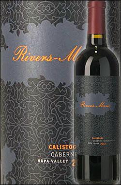 """●WA97+点《リヴァーズマリー》 カベルネソーヴィニヨン """"カリストガ"""" ナパヴァレー (ラークミード・ヴィンヤード100%) [2015] Rivers-Marie Cabernet Sauvignon Caristoga Napa Valley 750ml [ナパバレー赤ワイン カリフォルニアワイン]"""