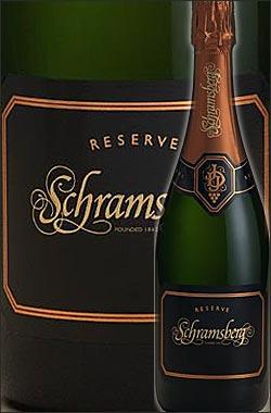 """《シュラムスバーグ》 """"リザーヴ"""" ノースコースト [2009] Schramsberg Reserve North Coast 750ml [ナパヴァレー+ソノマ他ピノノワール主体白泡 シャンパン式瓶内二次発酵スパークリングワイン カリフォルニアワイン ジェイ シュラムズバーグ]"""