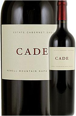 """●RP94点 蔵出正規品《ケード》 カベルネソーヴィニヨン """"エステイト"""" ハウエルマウンテン, ナパヴァレー [2013] CADE Winery Cabernet Sauvignon ESTATE Howell Mountain, Napa Valley 750ml PlumpJack プランプジャック系ケイド ナパバレー赤ワイン カリフォルニアワイン"""