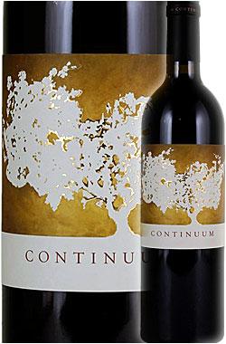 即納可●AG100点/JS100点/WA99点《コンティニュアム》 ナパヴァレー [2016] Continuum Estate Proprietary Red Sage Mountain Vineyard Napa Valley750ml カベルネソーヴィニヨン主体ナパバレー赤ワイン カリフォルニアワイン正規品